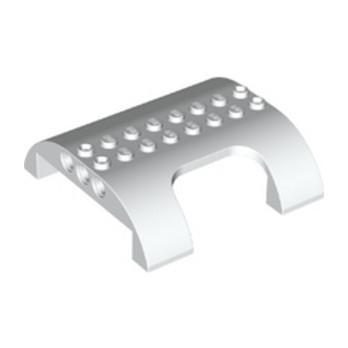 LEGO  6302525 PORTE AVION 8X8X5 lego-6302525-porte-avion-8x8x5-blanc ici :