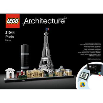 Notice / Instruction Lego  Architecture 21044 notice-instruction-lego-architecture-21044 ici :