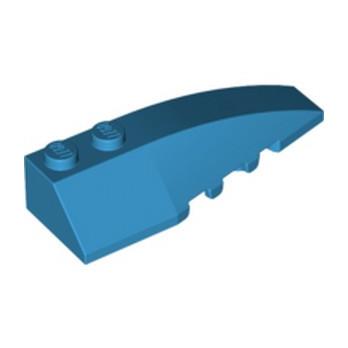 LEGO 6151670 RIGHT SHELL 2X6 W/BOW/ANGLE - DARK AZUR