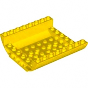 LEGO 6308418 MILIEU FUSELAGE BAS - JAUNE