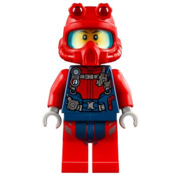 Figurine Lego® City - Plongeur