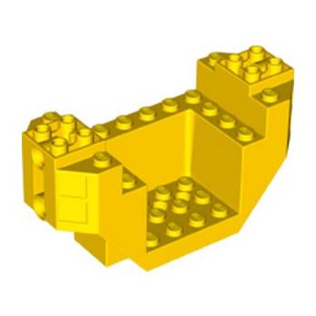 LEGO 6299783 PLANE BOTTOM 4X12X4, W/ 4.85 HOLE  - JAUNE lego-6299783-plane-bottom-4x12x4-w-485-hole-jaune ici :