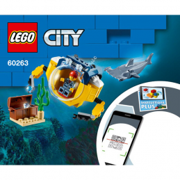 Notice / Instruction Lego  City 60263 notice-instruction-lego-city-60263 ici :