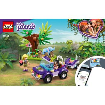 Notice / Instruction Lego Friends 41421 notice-instruction-lego-friends-41421 ici :