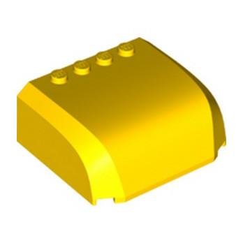 LEGO 6306879 CAPOT 6X5X2 - JAUNE lego-6306879-capot-6x5x2-jaune ici :