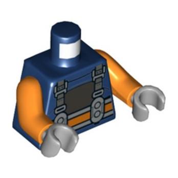 LEGO 6309156 TORSE PLONGEUR -lego-6309156-torse-plongeur ici :