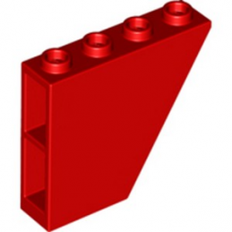 LEGO 6296773 TUILE INV. 1X4X3 - ROUGE