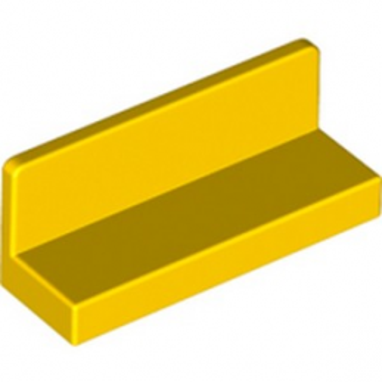 LEGO 6285509 CLOISON 1X3X1 - JAUNE