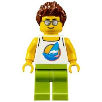 Figurine Lego® City - Surfeur figurine-lego-city- ici :