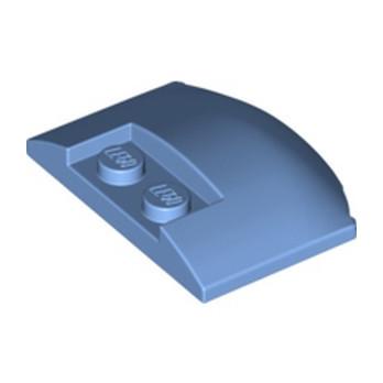 LEGO 6302250 CAPOT 3X4X2/3  - MEDIUM BLUE lego-6302250-capot-3x4x23-medium-blue ici :