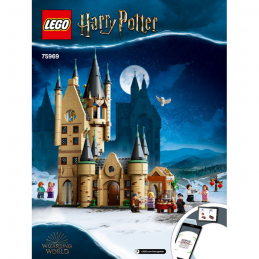 Notice / Instruction Lego Harry Potter  75969 notice-instruction-lego-harry-potter-75969 ici :