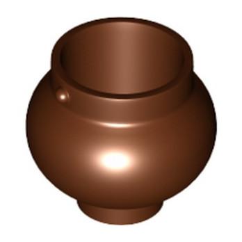 LEGO 6160180 PETIT CHAUDRON - REDDISH BROWN lego-6160180-petit-chaudron-reddish-brown ici :