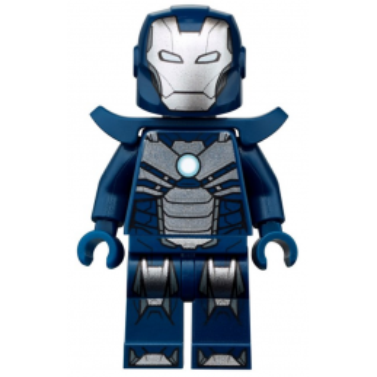 Mini Figurine LEGO® Super Heroes Avengers - Iron Man Tazer Armor