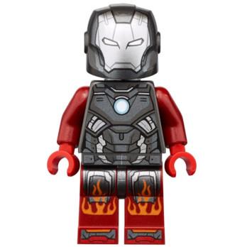 Mini Figurine LEGO® Super Heroes Avengers - Iron Man Blazer Armor