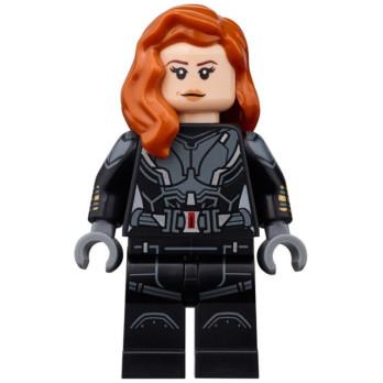 Mini Figurine LEGO® Super Heroes Avengers - Black Widow