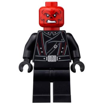 Mini Figurine LEGO® Super Heroes Avengers - Red Skull