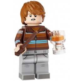 Mini Figurine Lego® Série Harry Potter - Ron Weasley mini-figurine-lego-serie-harry-potter-ron-weasley ici :
