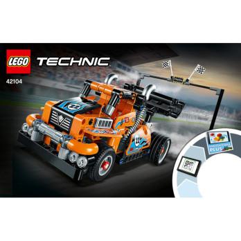 NOTICE / INSTRUCTION LEGO TECHNIC - 42104 notice-instruction-lego-technic-42104 ici :