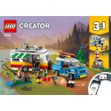 Notice / Instruction Lego Creator 3 en 1 - 31108