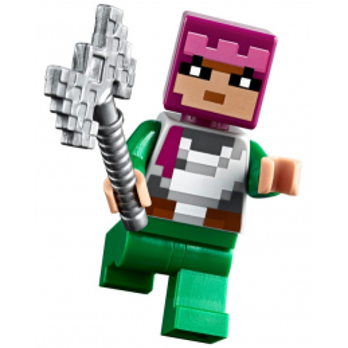 Mini Figurine LEGO® Minecraft - Dungeons - Hedwig
