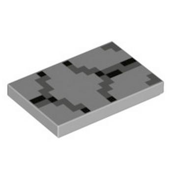 LEGO 6305230 IMPRIME 2X3 MINECRAFT lego-6305230-imprime-2x3-minecraft ici :