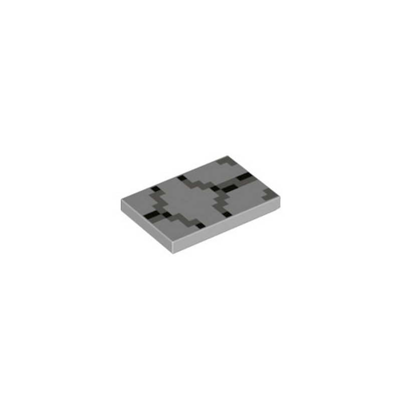 LEGO 6305230 IMPRIME 2X3 MINECRAFT