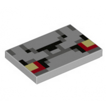 LEGO 6305233 IMPRIME 2X3 MINECRAFT lego-6305233-imprime-2x3-minecraft ici :