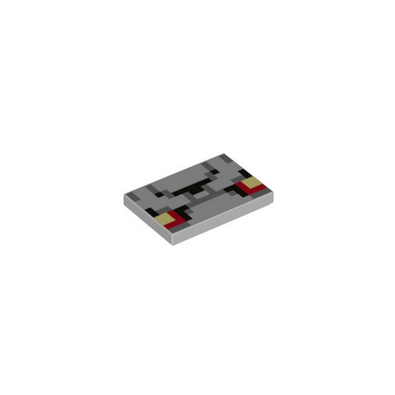LEGO 6305233 IMPRIME 2X3 MINECRAFT