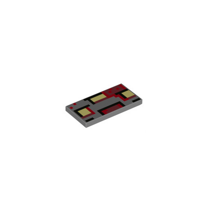 LEGO 6305237 IMPRIME 2X4 MINECRAFT