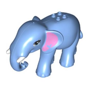 LEGO 6296712 ELEPHANT - MEDIUM BLUE lego-6296712-elephant-medium-blue ici :
