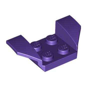 LEGO 4566804 GARDE BOUE 2X4 - MEDIUM LILAC