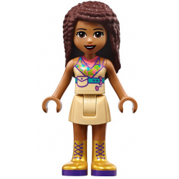 Mini Figurine LEGO® Friends - Andrea mini-figurine-lego-friends-andrea ici :