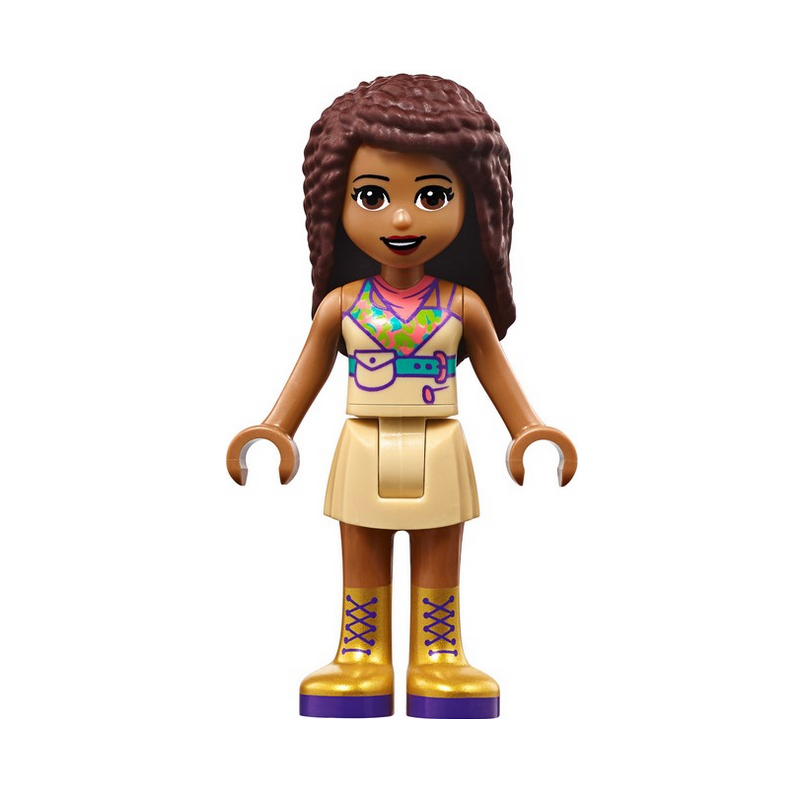Mini Figurine LEGO® Friends - Andrea