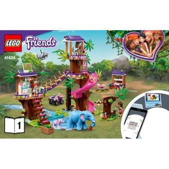 Notice / Instruction Lego Friends 41424 notice-instruction-lego-friends-41424 ici :