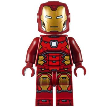 Mini Figurine LEGO® Super Heroes Avengers - Iron Man