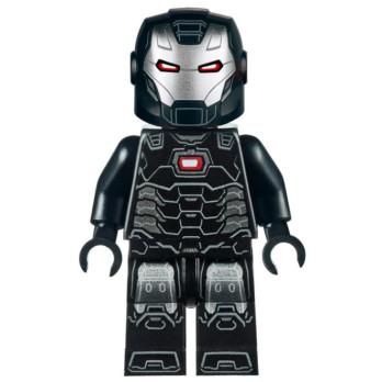 Mini Figurine LEGO® Super Heroes Avengers - War Machine