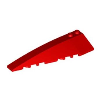 LEGO 6218833 LEFT SHELL 3x10 - ROUGE