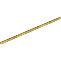 LEGO 6267914 TUBE / CABLE EXTERIEUR 96MM - WARM GOLD