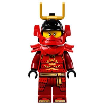 Mini Figurine LEGO® : Ninjago - Samurai X (Nya)