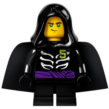Mini Figurine LEGO® : Ninjago - Young Lloyd Garmadon  Legacy