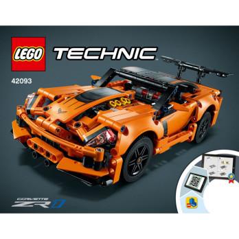 Notice / Instruction Lego TECHNIC - 42093 notice-instruction-lego-technic-42093 ici :