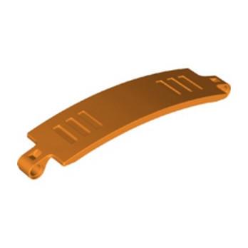 LEGO 6239886 PANEL CURVED 3X13X2  - ORANGE lego-6239886-panel-curved-3x13x2-orange ici :