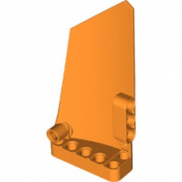 LEGO 6135080 RIGHT PANEL 5X11  - ORANGE