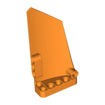 LEGO 6135079 LEFT PANEL 5X11  - ORANGE lego-6135079-left-panel-5x11-orange ici :