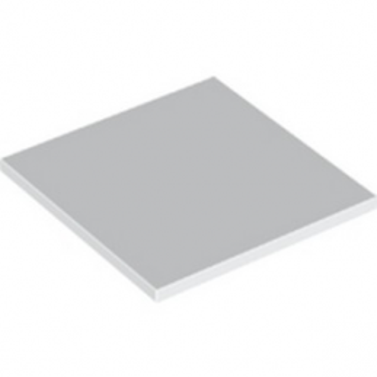 LEGO 6307467 PLAT LISSE 6X6 - BLANC lego-6307467-plat-lisse-6x6-blanc ici :