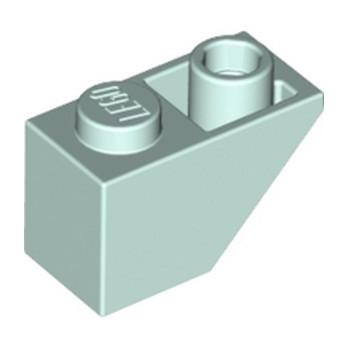 LEGO 6306030 TUILE INV 1X2 - AQUA