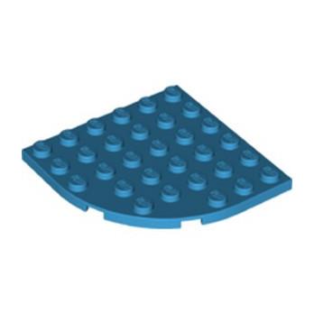 LEGO 6306036 PLATE 6X6 - DARK AZUR lego-6306036-plate-6x6-dark-azur ici :