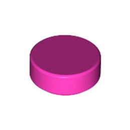 LEGO 6322821 PLATE LISSE ROND 1X1 - ROSE lego-6322821-plate-lisse-rond-1x1-rose ici :