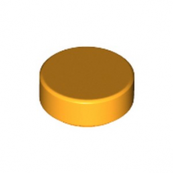 LEGO 6322822 PLATE LISSE ROND 1X1 - FLAME YELLOWISH ORANGE lego-6322822-plate-lisse-rond-1x1-flame-yellowish-orange ici :