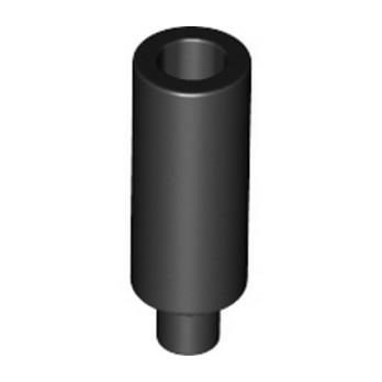 LEGO 6290456 CANDLE - BLACK lego-6290456-candle-black ici :